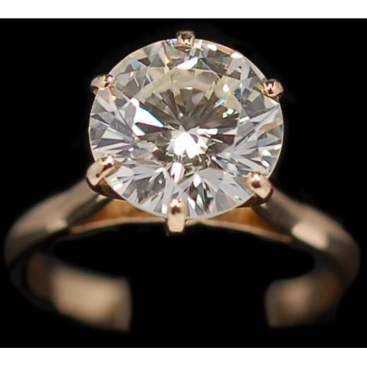 bague solitaire diamant occasion