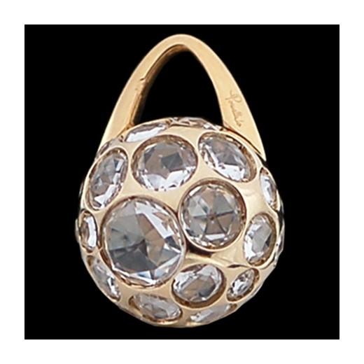 Pendentif Pomellato Harem en or et cristal
