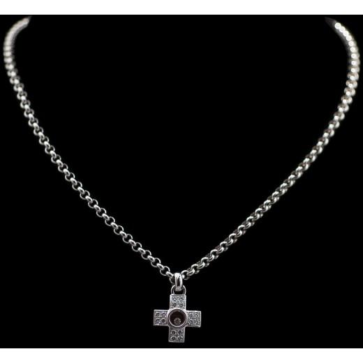 Collier Chopard Happy Diamonds en or et diamants