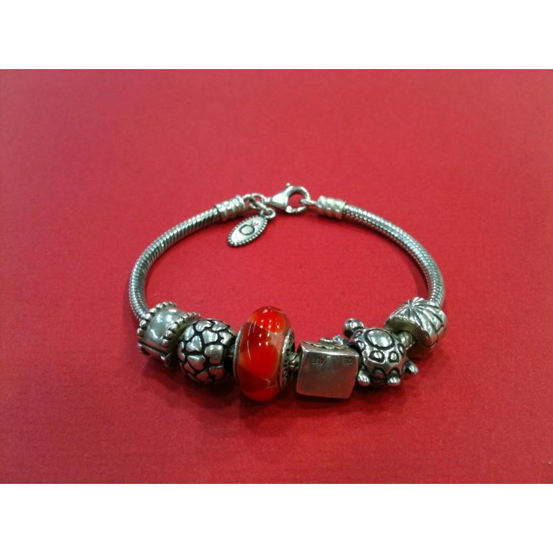 bracelet pandora qui noircit