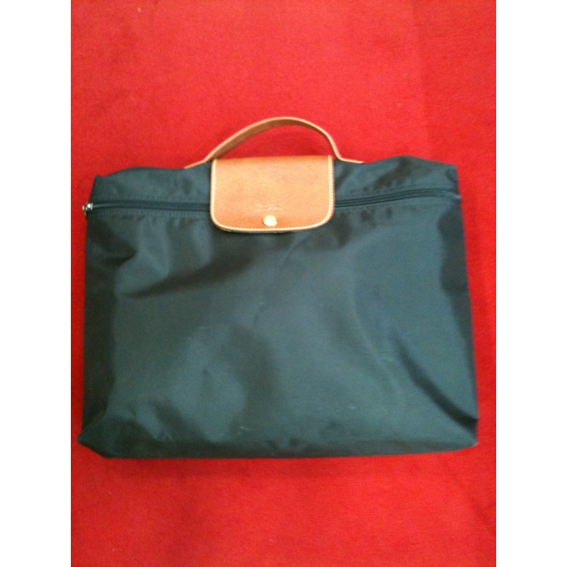 Porte-documents Longchamp Pliage noir