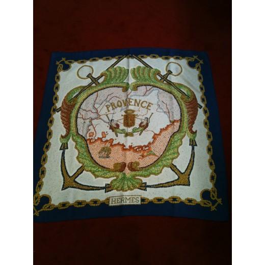 Carré Hermès Provence en soie