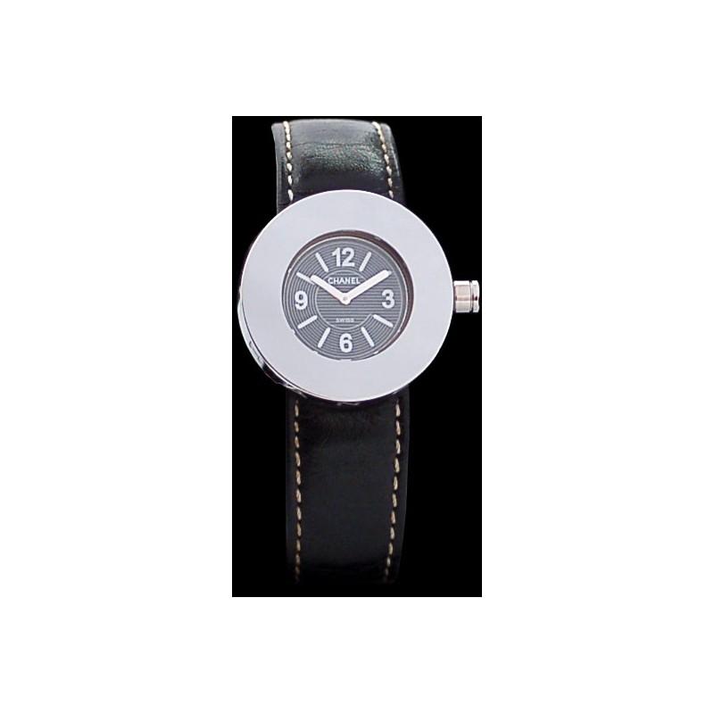 Montre Chanel La Ronde en acier 71a5907024f9
