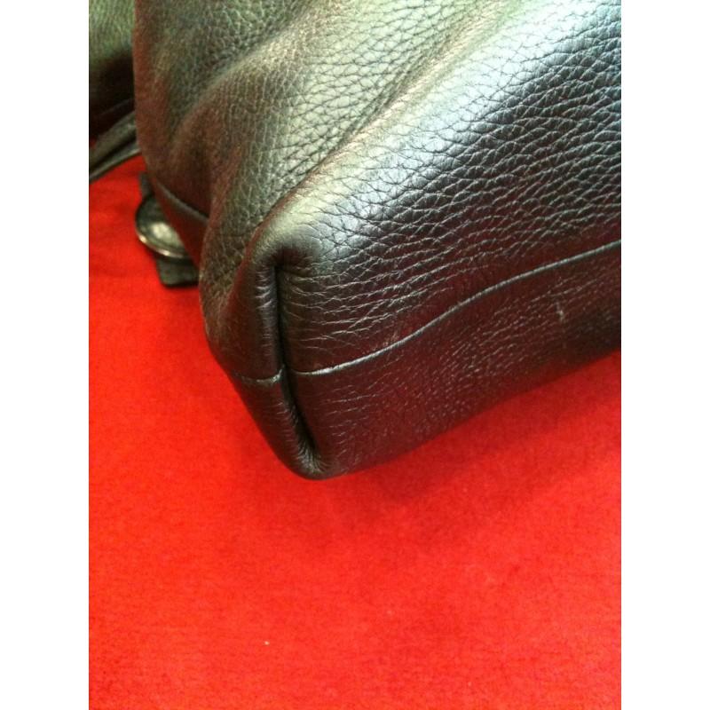 sac lancel premier flirt cuir noir