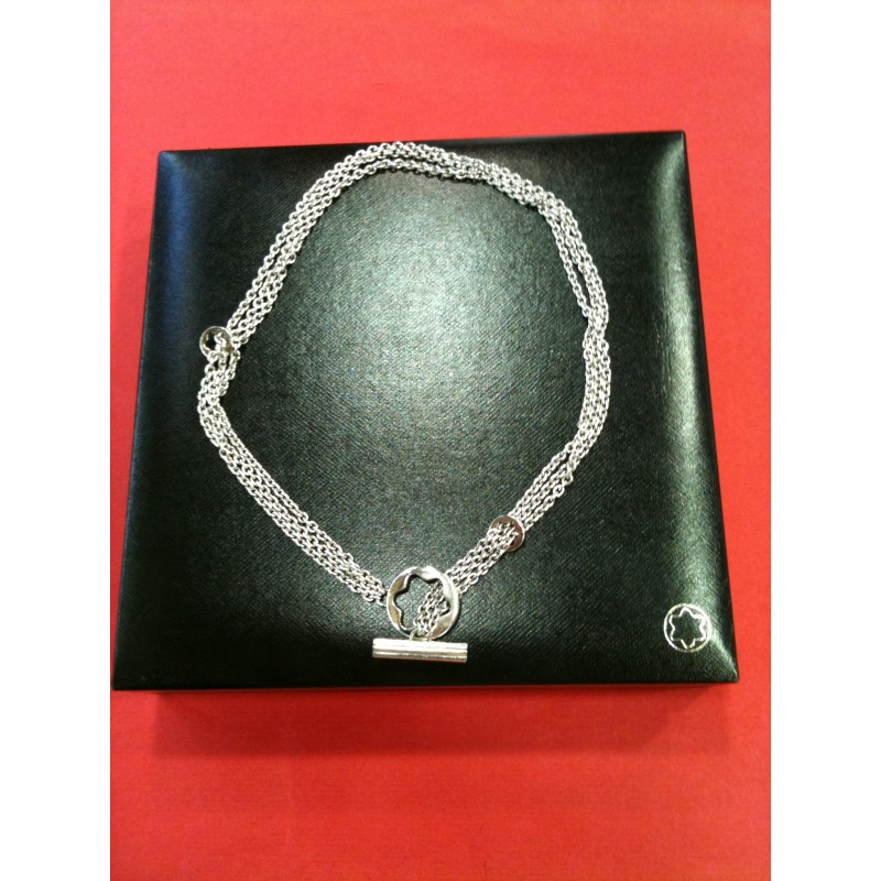 collier mont blanc homme