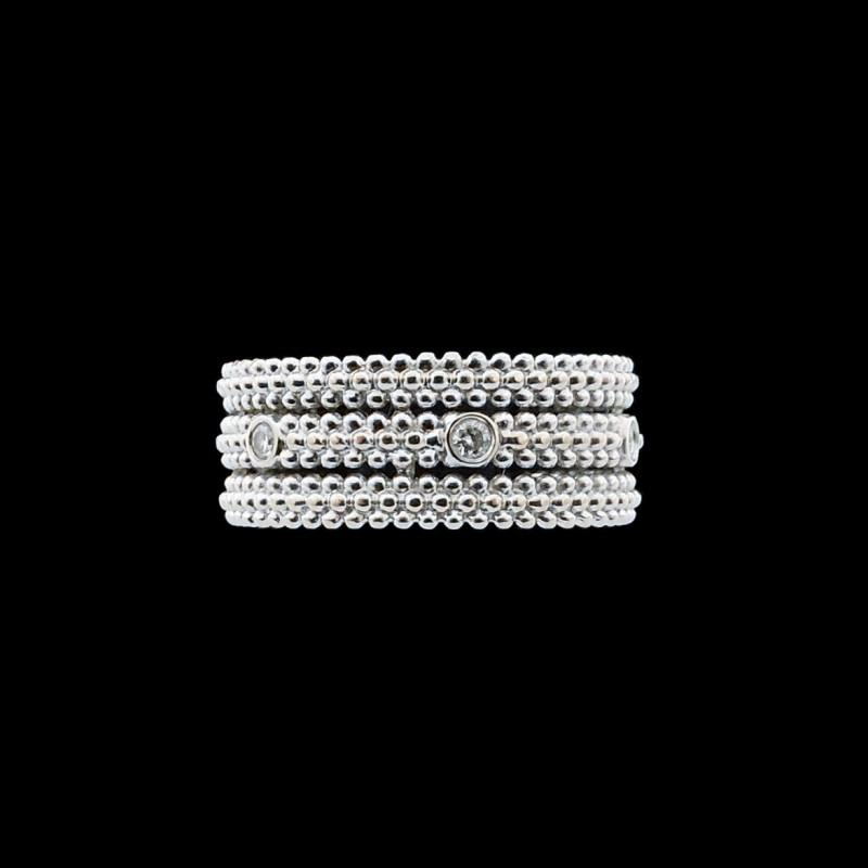 choisir le dernier thésaurisation comme une denrée rare design élégant Bague Mauboussin Le Premier Jour Diamants