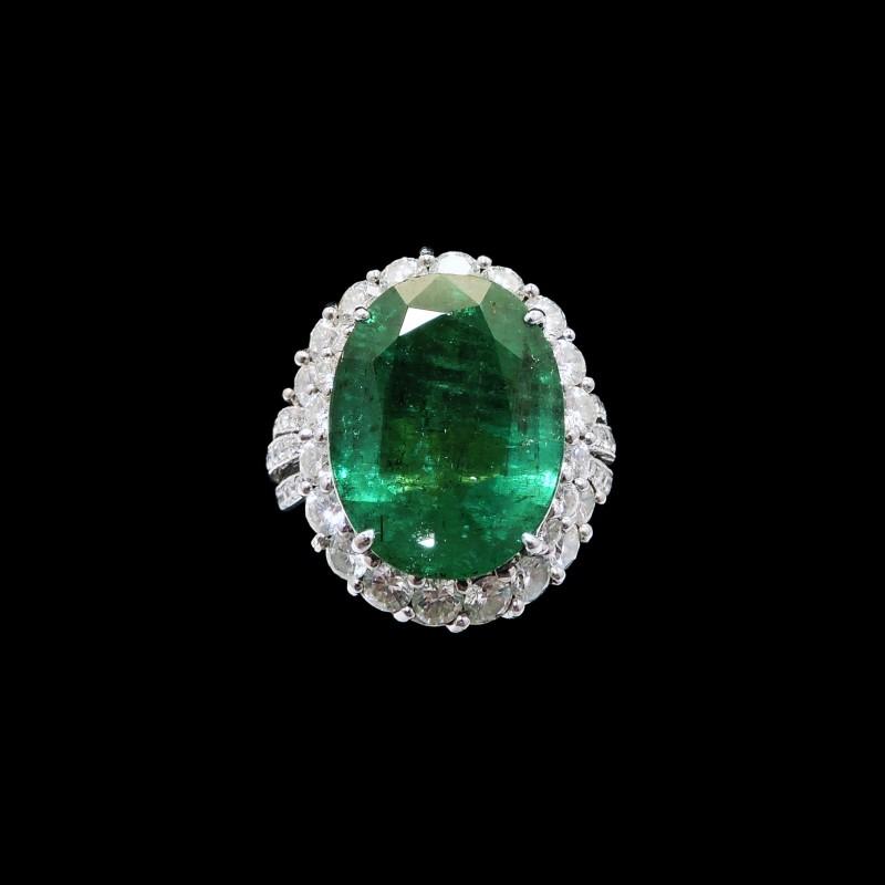 bague diamant haute joaillerie