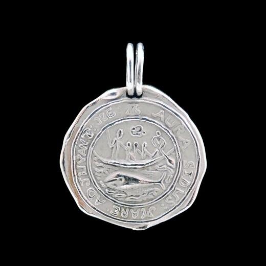 Médaille Hommage à Biarritz en or