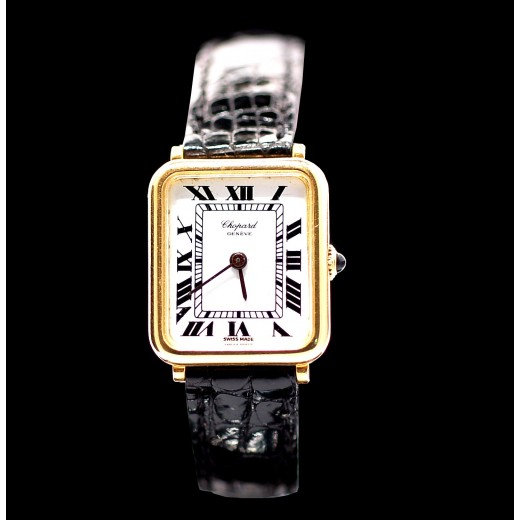 Montre CHOPARD Or 18 carats