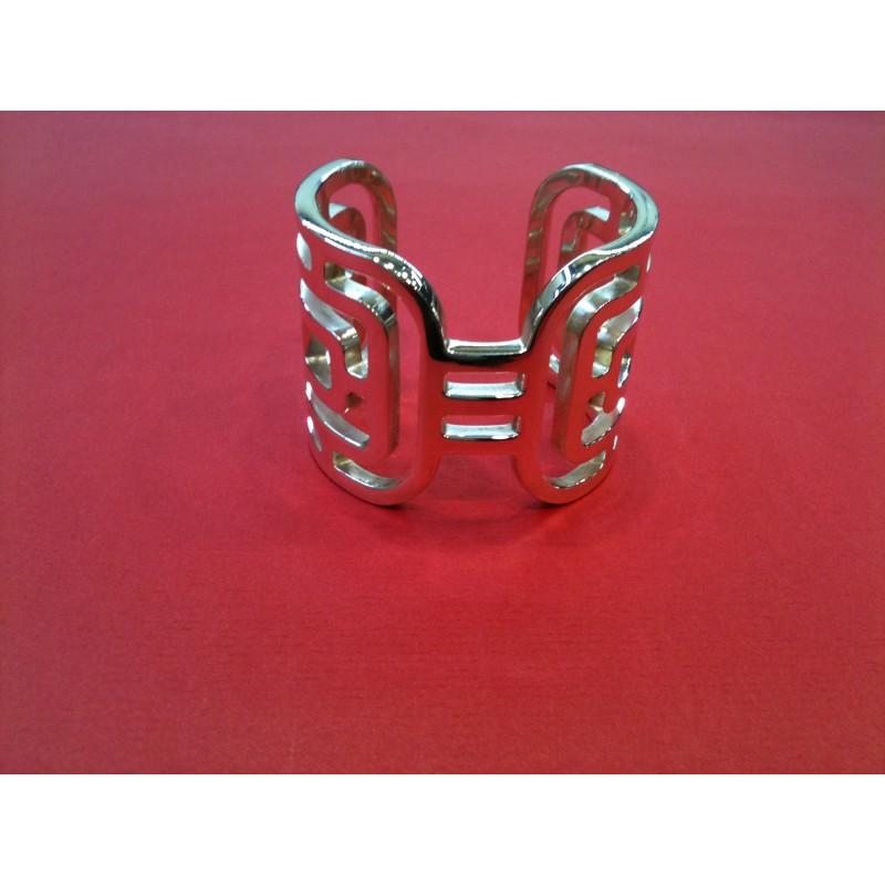 Bracelet Hermès Arcane GM en argent 5997f2721ae