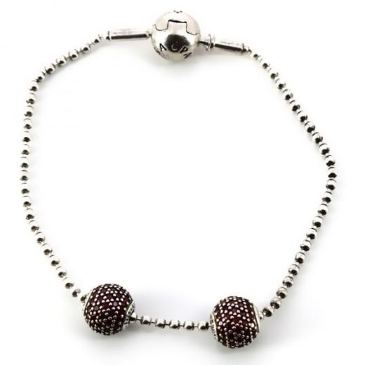 bracelet perle pandora