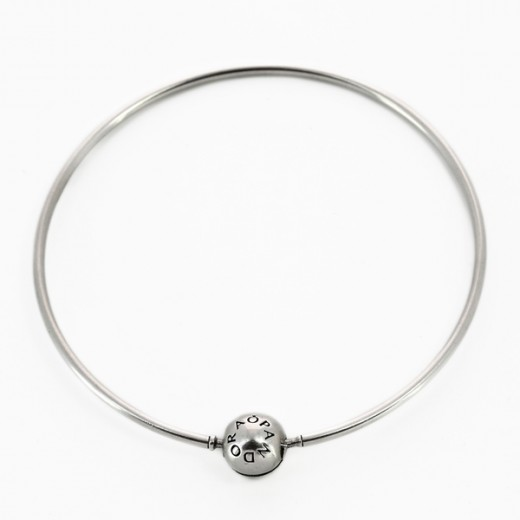 Bracelet Jonc Pandora en argent