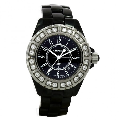 Chanel J12 diamants