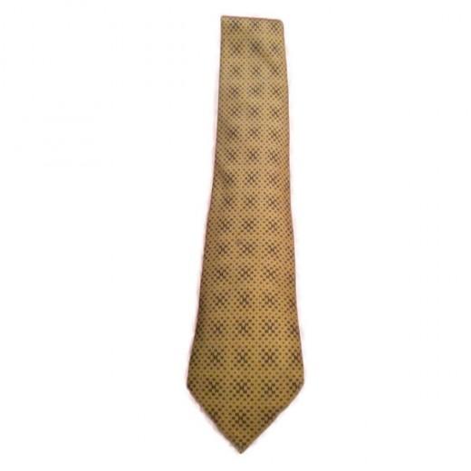 Cravate Hermès H en soie