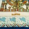 Carré Hermès Ramsès en soie