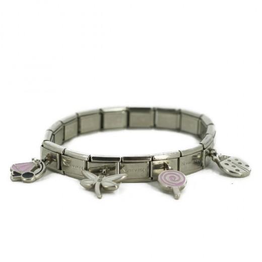 Bracelet Nomination 17 maillons