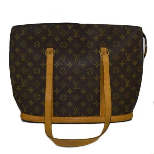 Sac Louis Vuitton Babylone en toile monogram a9dea17ef98