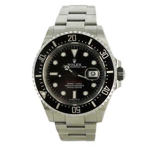 Rolex Sea Dweller Red Line ref 126600