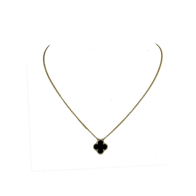94712dd0bd3 Collier Van Cleef   Arpels Alhambra vintage