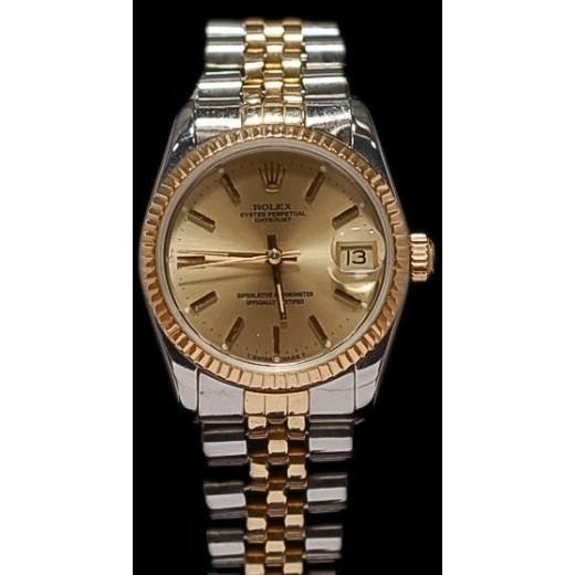 3cc7f8db0a0 Montre Rolex Lady Datejust Or   Acier 31 mm vendu chez CBBO à Bordeaux