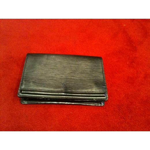 Pochette ceinture Louis Vuitton cuir épi noir e44c86ac558