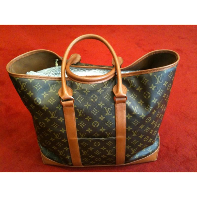 Sac Louis Vuitton Cabas vintage toile monogram 3af407b9dd6