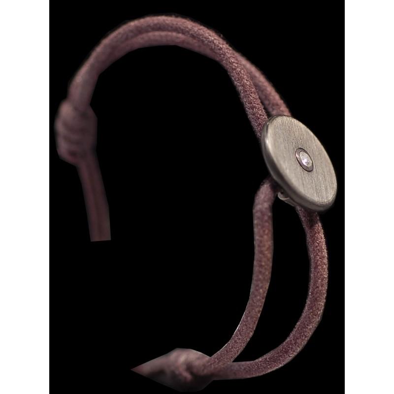 Dinh van bracelet homme carbone