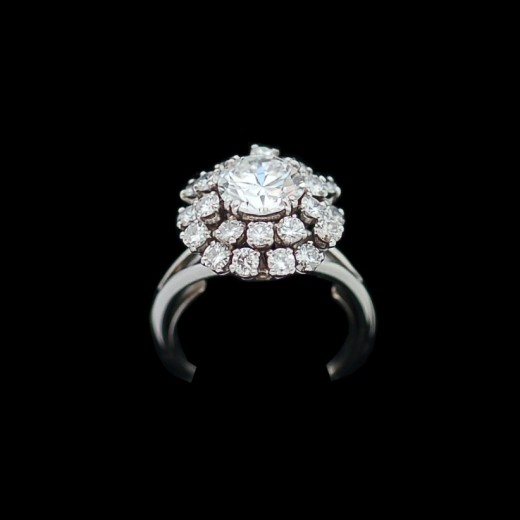 bague diamant s