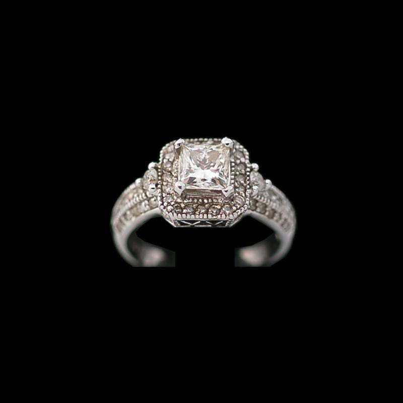 bague diamant grande taille